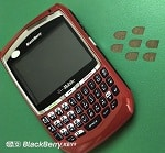 8700 CrackBerry User Theme